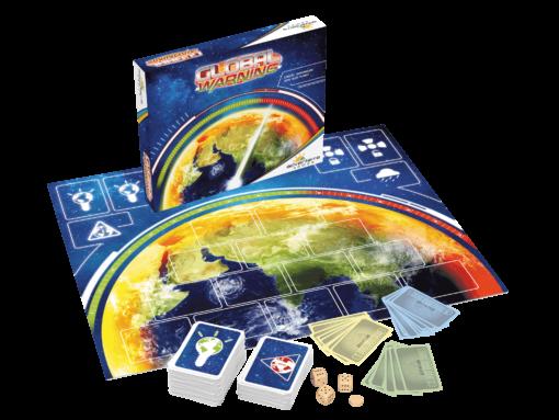Global warning - Adventerra Games_set up