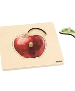 Toddler Puzzle: Apple - Nienhuis Montessori