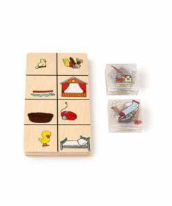 Compléter des cartes - Toys for Life