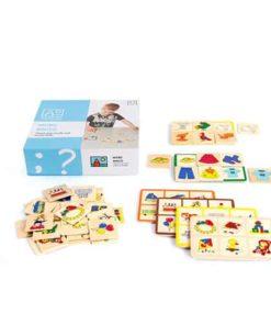 Bingo des mots Langage - Toys for Life
