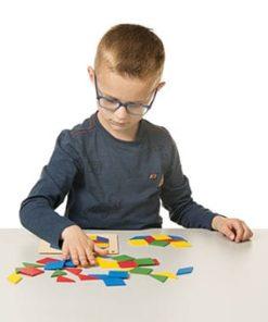 Construire des figures géométriques - Toys for Life