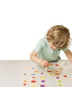 Les formes et les couleurs Mathématiques - Toys for Life