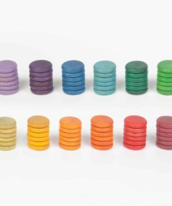 72 coins (12 colours) – Grapat