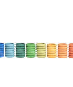 72 rings (12 colours) – Grapat