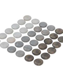 Mandala Grey Stones - Grapat