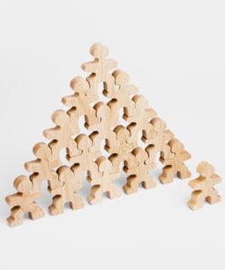 Flock demi 16 pièces - Flockmen