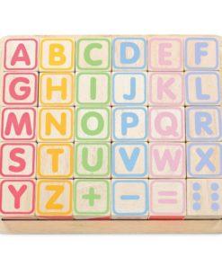 ABC Wooden Blocks - Le Toy Van