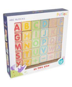 Blocs ABC en bois - Le Toy Van