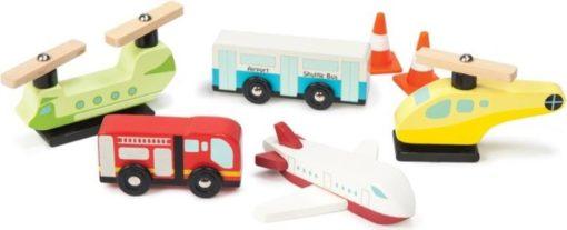 Ensemble d'aéroport - Le Toy Van
