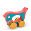 Sustainable wooden push along toy Billie Bird - Le Toy Van