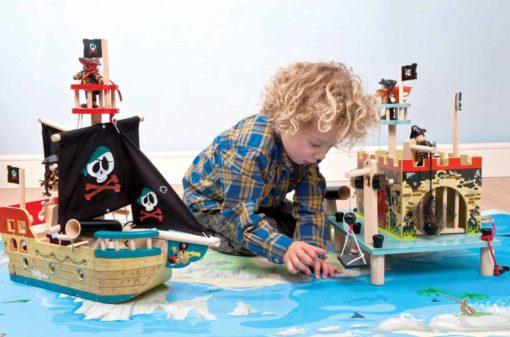 Buccaneer's Pirate Fort - Le Toy Van