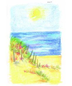 Crayon Rocks Seaside Bag (20 colours)