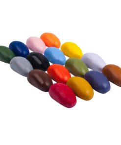 Crayon Rocks in cotton bag (16 colours)