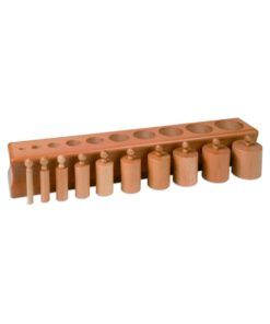Cylinder block no. 2 – Gonzagarredi Montessori