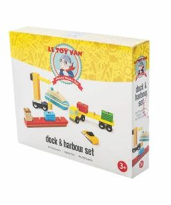Quai et ensemble de port - Le Toy Van