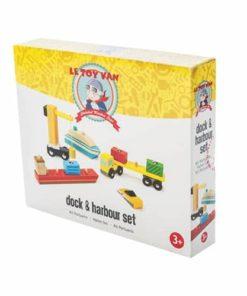 Dock And Harbour Set - Le Toy Van