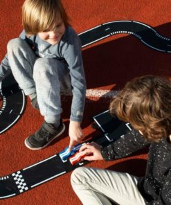 Flexible Toy Road Parts Grand Prix - Way to play