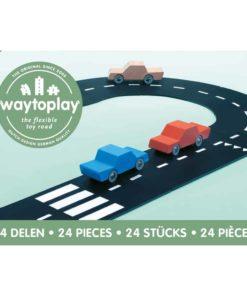 Autoroute pièces flexibles - Waytoplay