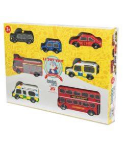 London Car Set - Le Toy Van