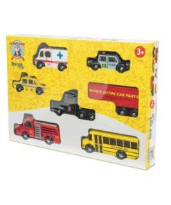New York Car Set - Le Toy Van