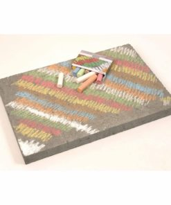 Sidewalk chalk: box of 7 - Arts & Crafts