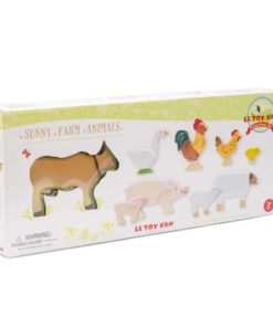 Sunny Farm Animals - Le Toy Van