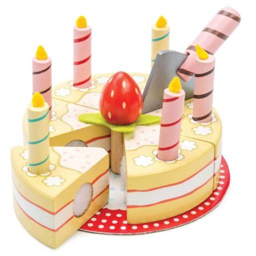 Vanilla Birthday Cake - Le Toy Van
