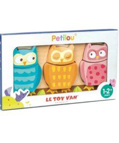 Wooden Owl Puzzle - Le Toy Van