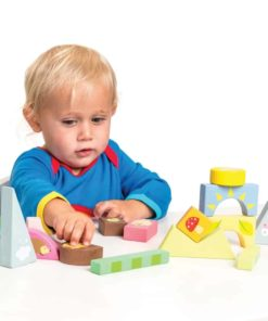 Woodland Puzzle Blocks - Le Toy Van