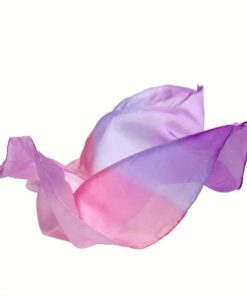 Enchanted Playsilk blossom 90 x 90 cm - Sarah's Silks