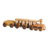 Large wooden toy train - Debresk Sweden