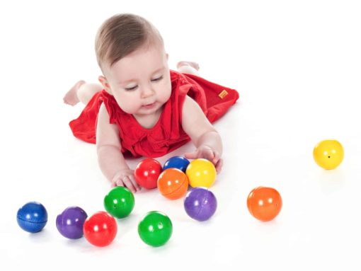 Musical Wooden Balls - SINA Spielzeug Teia Education