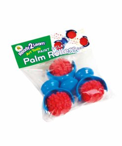 Paint and clay palm rollers - Arts & Crafts