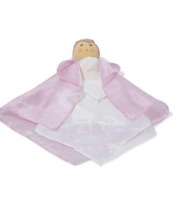Silk Doll - Pink - Nanchen Natur Puppen - Teia Education Switzerland