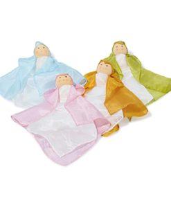 Silk Dolls - Nanchen Natur Puppen - Teia Education Switzerland