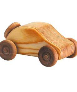 Petite voiture en bois - Debresk - Teia Education Suisse