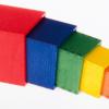 Wooden Building Cubes - SINA Spielzeug
