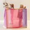 Giant playsilk: enchanted blossom 90 x 275 cm - Sarah's Silks