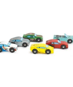 Monte Carlo Sports Cars Set - Le Toy Van