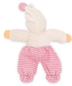 Möpschen Doll: pink (32 cm) - Nanchen Natur