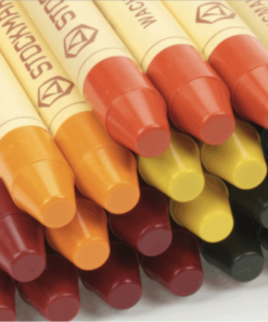 Stockmar Wax Crayons - Teia Education Switzerland