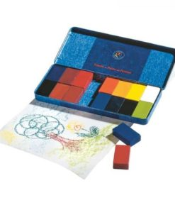 Stockmar wax block crayons (16) Stockmar