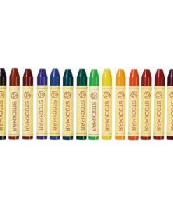 Stockmar wax stick crayons (16) Stockmar