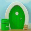 Dream Door Dragon Green - Droomdeurtjes - Teia Education Switzerland