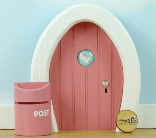 Dream Door Elves Pink - Droomdeurtjes - Teia Education Switzerland