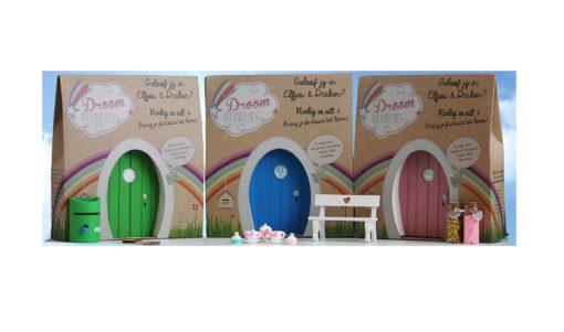 Dream Door Packaging - Droomdeurtjes - Teia Education Switzerland