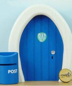 Dream Door Sky Blue - Droomdeurtjes - Teia Education Switzerland