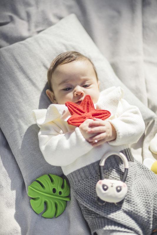 Lanco biting rings babies - Teia Education Switzerland