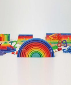 Counting rainbow (10 Pieces) - Grimm's