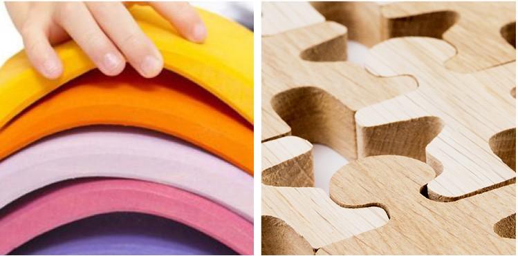 Safe and durable toys - Glückskäfer & Flockmen - Teia Education Switzerland